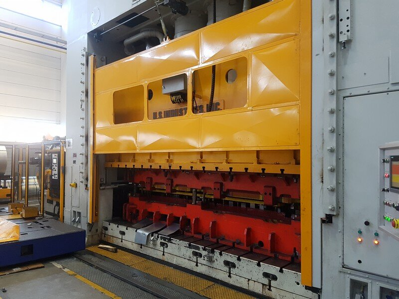 makina imalatı süreçleri